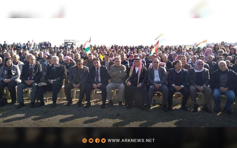 بالصور... إحیاء ذكرى استشهاد القيادي نصرالدين برهك