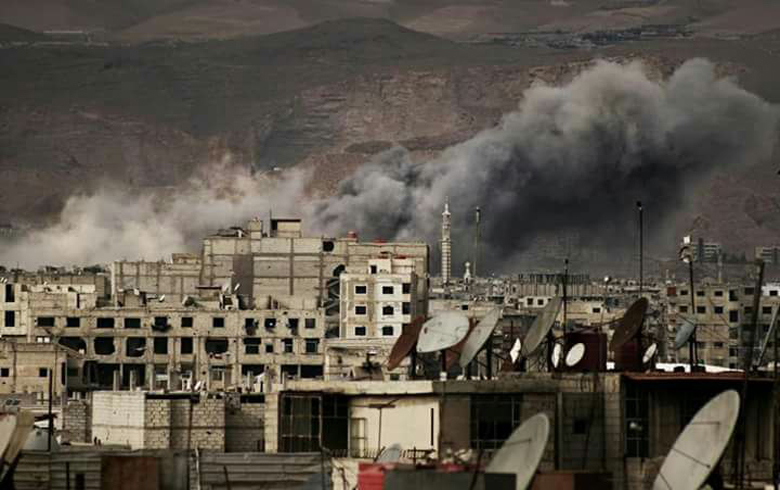 النظام السوري مستمر في قصف إدلب وريفها
