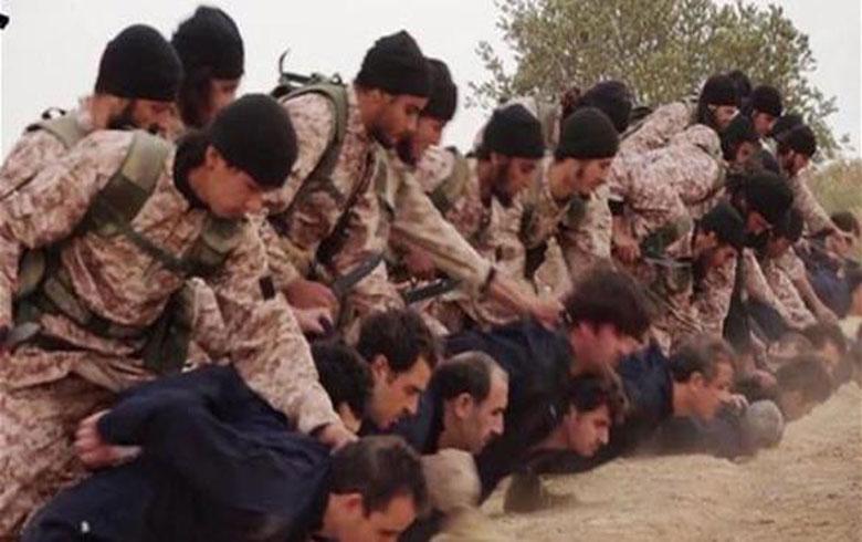 داعش تقطع رؤوس شبان كرد في ديرالزور, و ب ي د يفرج عن الدواعش