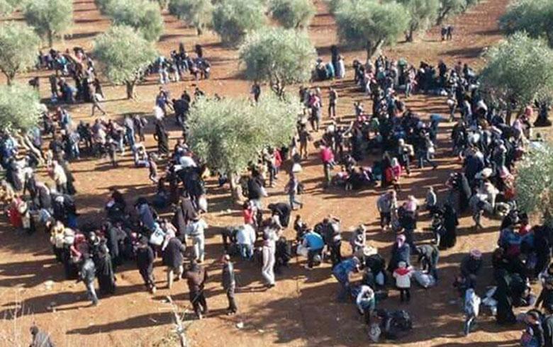 Rêjîma Esad di armanckirina Idlibê de berdewam e