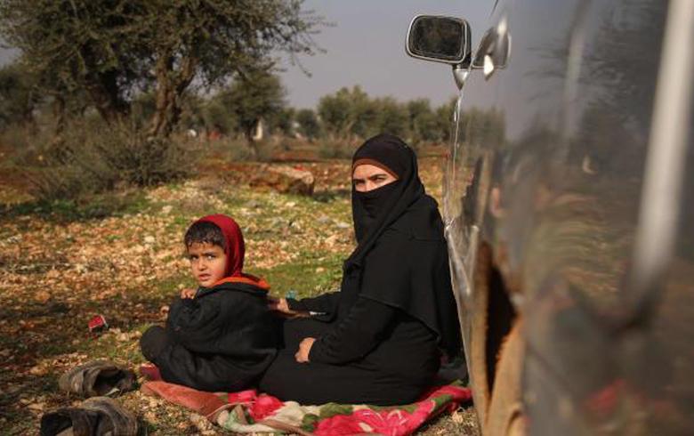 700 ألف نازح سوري من إدلب
