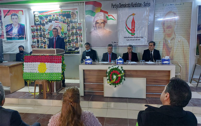 اتحاد كتاب كوردستان سوريا يعقد الكونفراس التأسيسي الأول لفرع دهوك و يشكل هيئة جديدة
