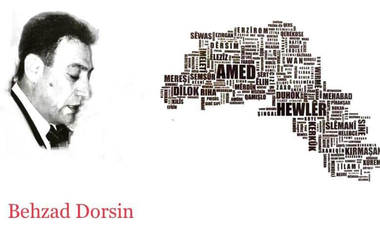 Behzad Dorsin Berxwedêrê bêhevber e