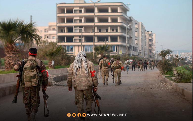 Rêxistinek banga diyarkirina çarenivîsa bêtir ji 500 revandiyên kurd ji Efrînê dike