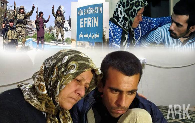 Afrin .. BBC recounts the story of young Aras, who was lost his mind and tortured brutally