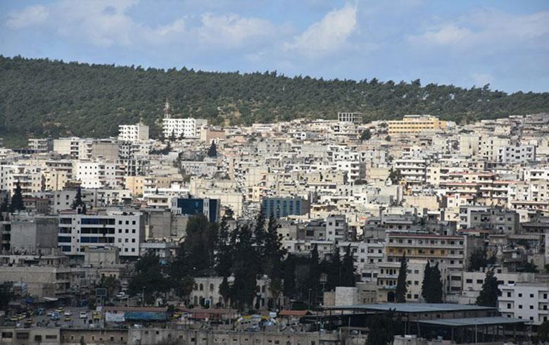 Efrîn .. Teqîn û rewşa amedebaşiyê