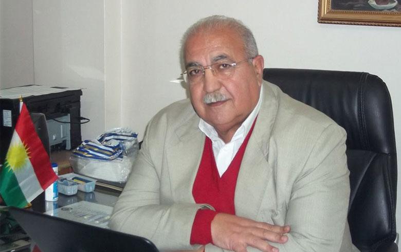 حوار مع أكرم الملا في يوم الصحافة الكوردية