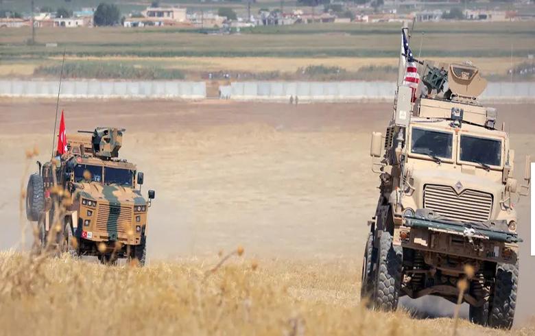اول اجتماع عسكري امريكي-تركي بشأن المنطقة الآمنة بعد تسيير الدوريات المشتركة