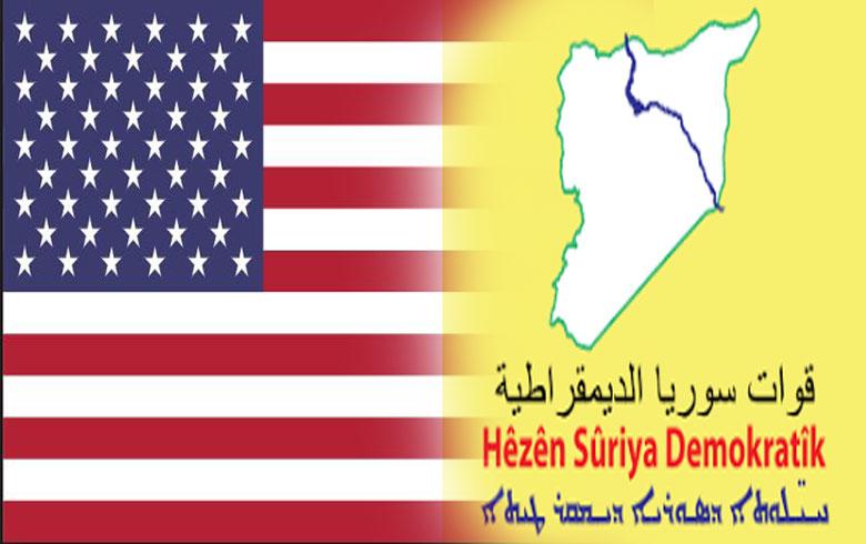 قسد : أمريكا لم تفِ بالتزاماتها وسحبت قواتها من الحدود مع تركيا