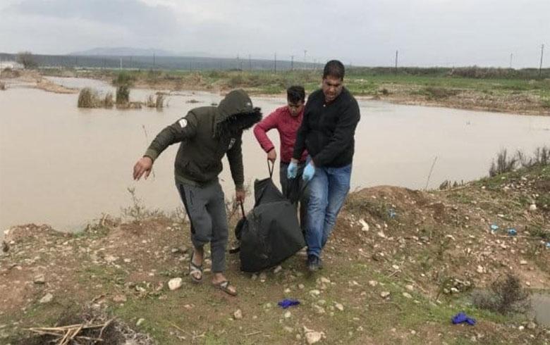 السلطات التركية تنتشل جثث ثلاث نساء سوريات