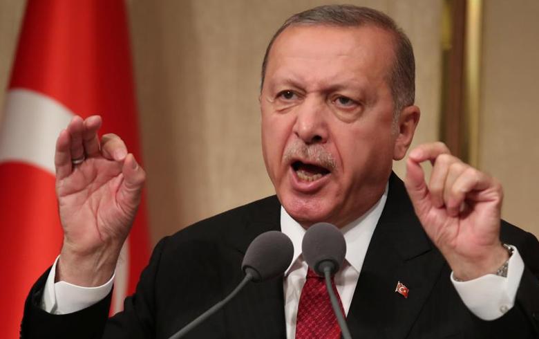 أردوغان مهدداً بعملية عسكرية: