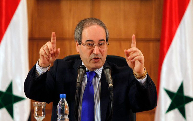 المقداد يدعو PYD إلى الإخلاص في الحوار مع النظام السوري