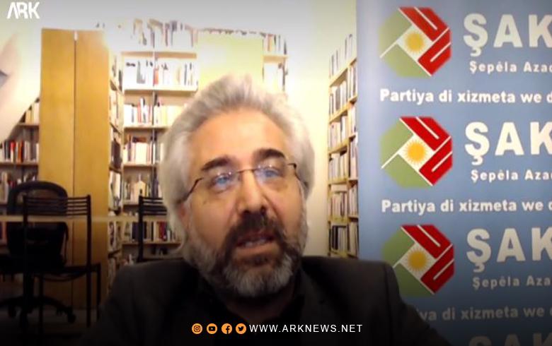 سيامند حاجو: تركيا ستهاجم كوردستان سوريا طالما الـPKK متواجد هناك