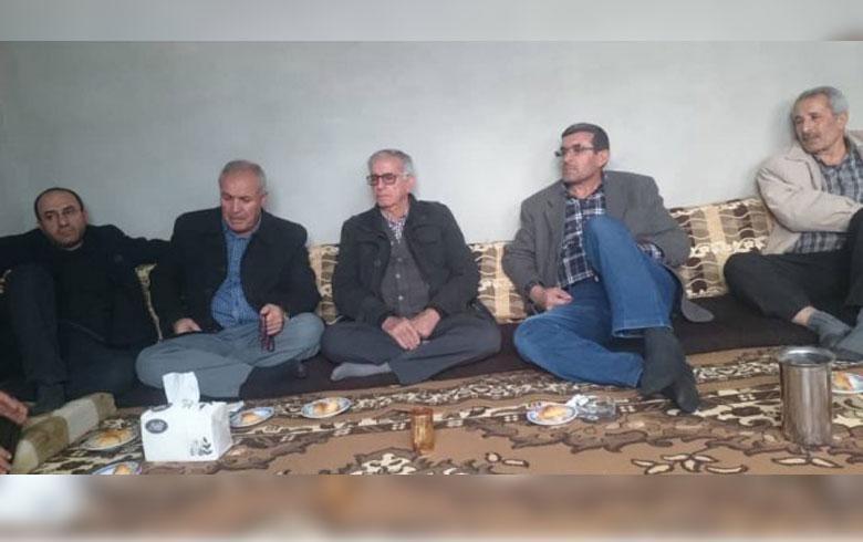 محلية ENKS في كركي لكي تشكر كوردستان في استقبال اللاجئين و مساعدة النازحين