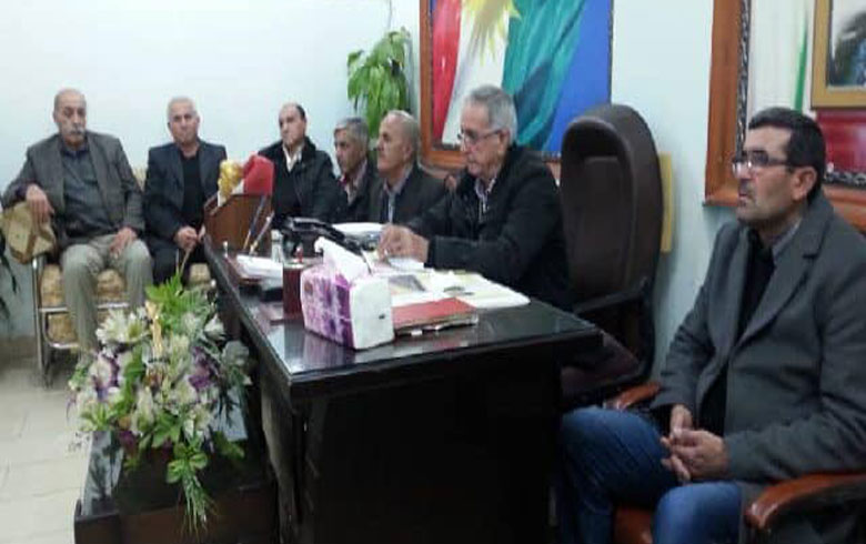 Girke Lage Locality of ENKS invites the PYD to control to a language of reason and not to escalate