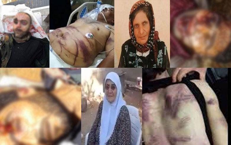 Efrîn .. 27 sivîl di bin eşkenceyê û bi hovane hatine terorkirin
