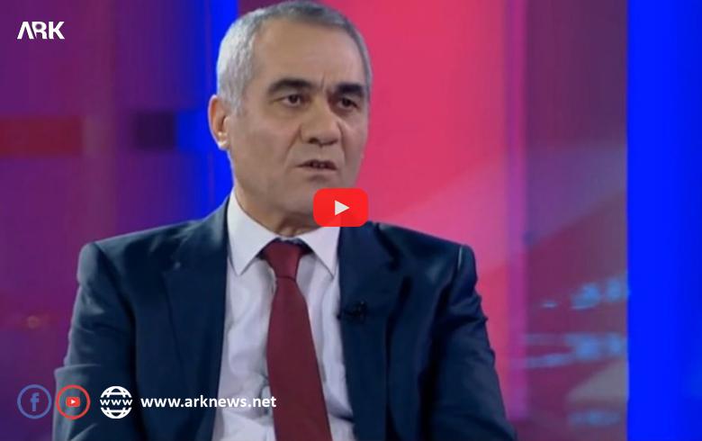كاميران حاجو يكشف فحوى محادثات
