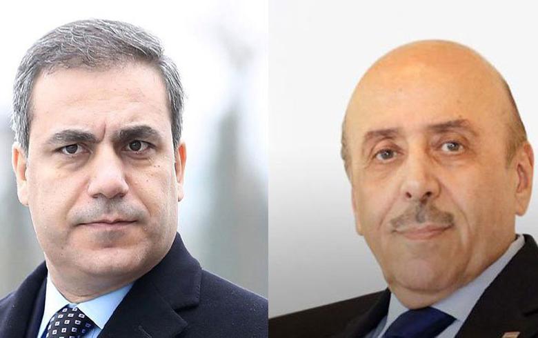 اجتماع استخباراتي بين تركيا و النظام السوري .. هذا ما تم الحديث عنه