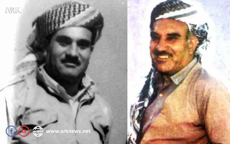 الشخصية الوطنية البارزة السياسي الكوردي حميد سوري في الذكرى الـ 21 لرحيله