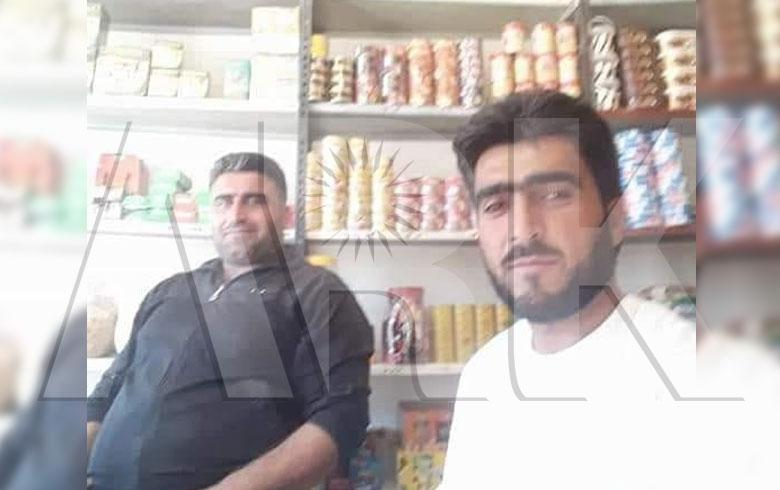 Efrîn .. Di dema şîna Henan Henan de mala wî hat dizîn