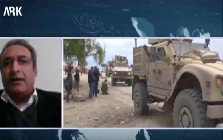 سیاسی كوردي : اجتماع يجمع قريلان وبايق مع الأمريكان (فيديو )