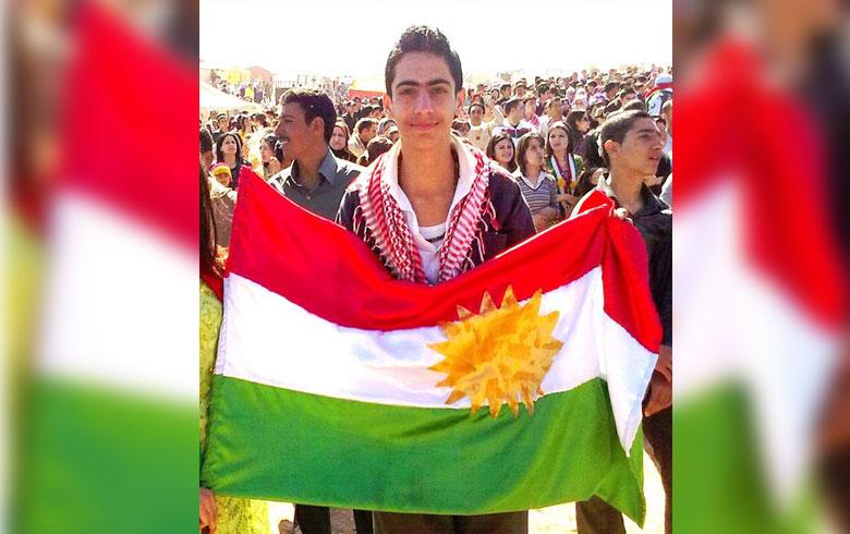 الذكرى السنوية الثامنة لاستشهاد الإعلامي هوزان عبدالحليم أبوزيد
