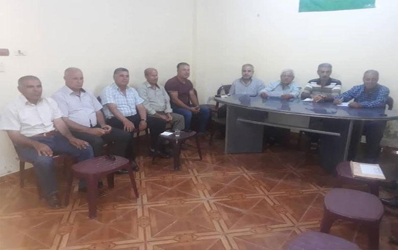 محلية الشهيد نصر الدين برهك تعبّر عن ارتياحها من المفاوضات الجارية بين ENKS و PYD