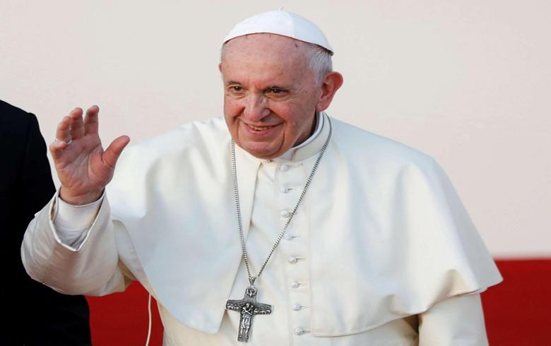 بابا الفاتيكان : ما يحصل في سوريا يعد الكارثة الإنسانية الأكبر بعد الحرب العالمية الثانية