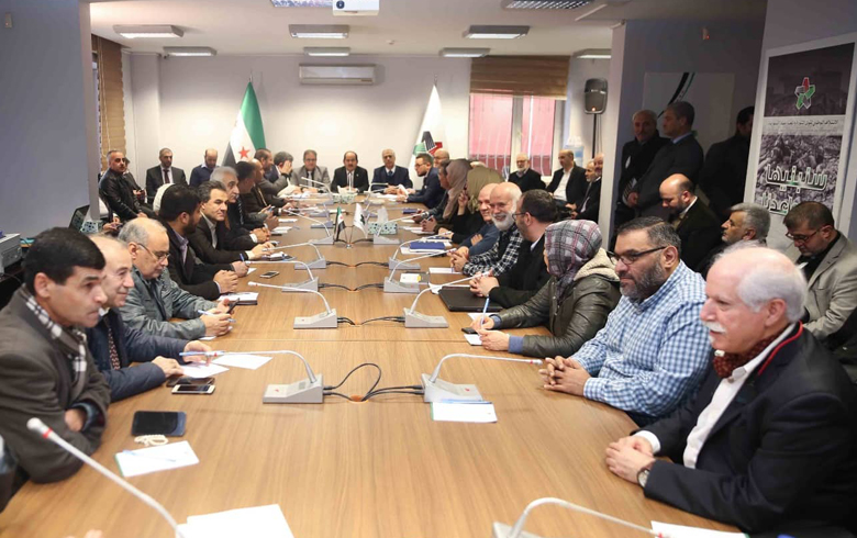 Coalition's General Assembly 43rd Session Discusses Situation in Refugee Camps, Idlib, and East of Euphrates