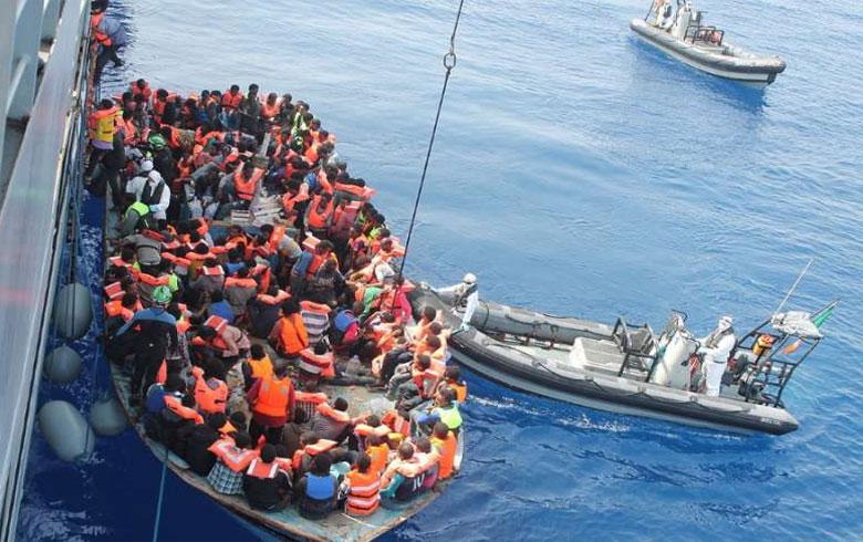 بينهم سوريين .. ضبط 134 مهاجرا حاولوا التسلل من تركيا إلى أوروبا