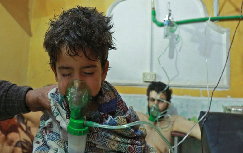 Human Rights Center Launches Campaign Calling for Holding Assad Regime Accountable for Chemical Weapons Use