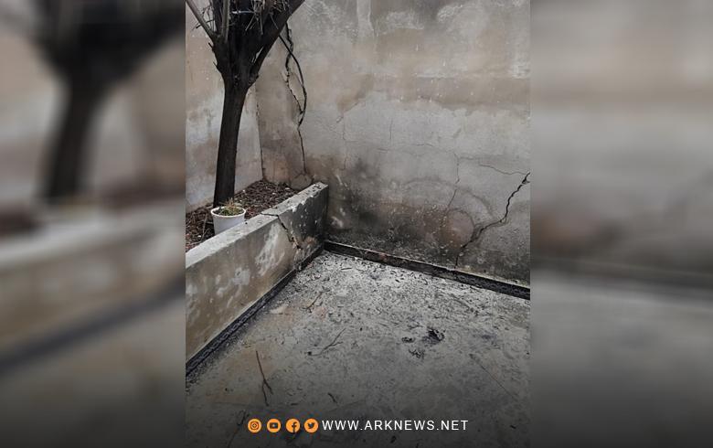 بالصور.. احتراق مكتب محلية كوباني للمجلس الوطني الكوردي في سوريا