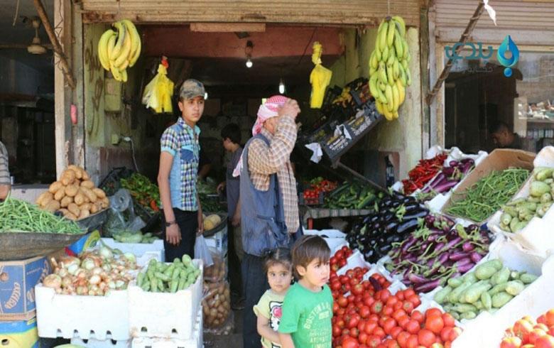 Efrîn .. Nirxê pêdiviyên xwarinê bilind bûye