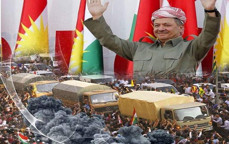 دخول البيشمركة إلى كوباني... يومٌ تاريخيٌ للكورد