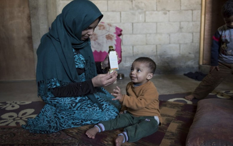 UNHCR signs an agreement to support 4,000 Syrian families in Lebanon
