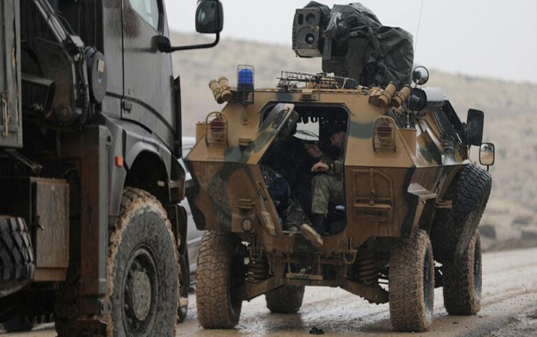 الآن...قوات تركية تتجه نحو مدينة منبج