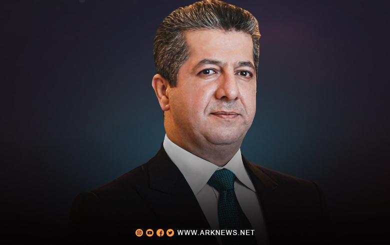 رئيس حكومة إقليم كوردستان يصل بلجيكا