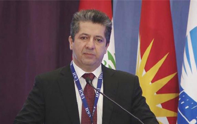 مسرور بارزاني يوجّه بتخصيص 15 مليار و826 مليون دينار لإدارة كرميان