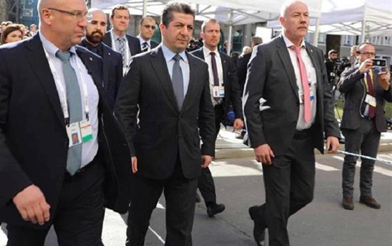 مسرور بارزاني يشارك في مؤتمر ميونخ للأمن