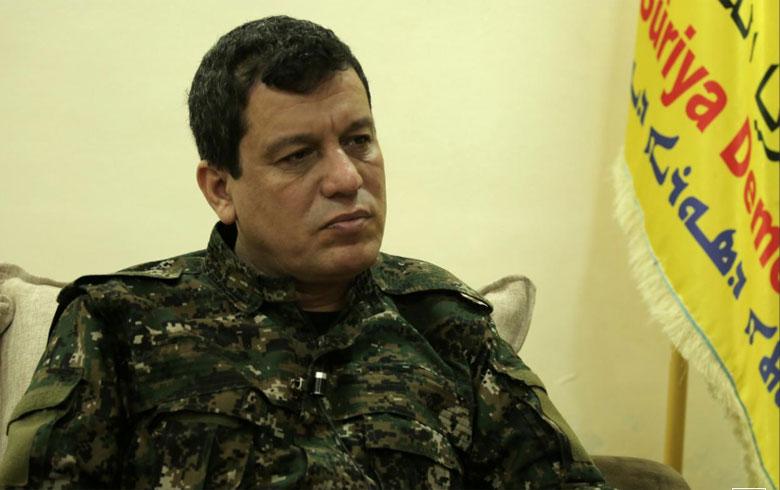 مظلوم عبدي: ندرس الشراكة مع بشار الأسد لمحاربة تركيا