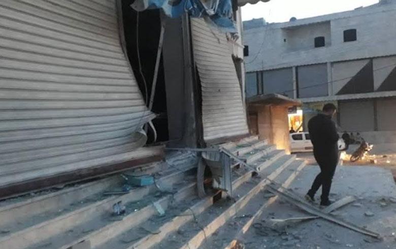 انفجاران في منبج