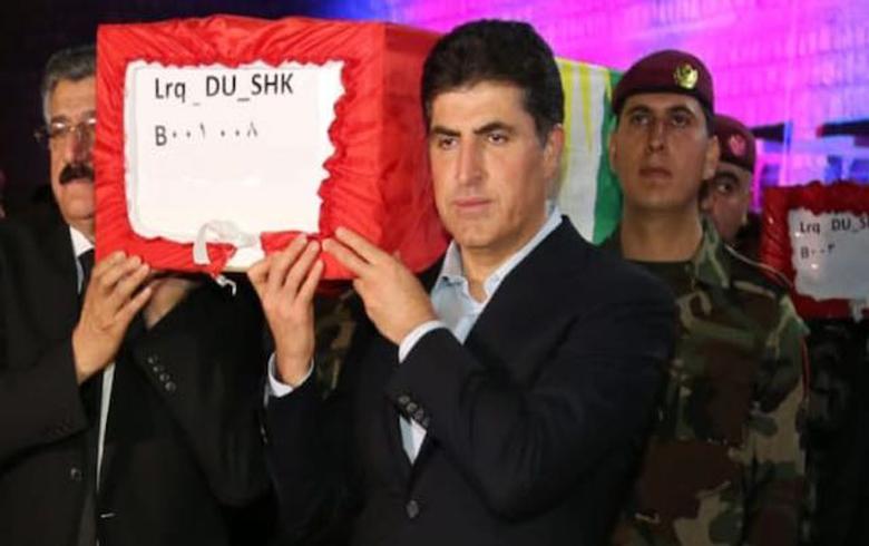 نێچيرڤان بارزاني: على الحكومة العراقية تعويض ذوي الانفال ماديا ومعنويا