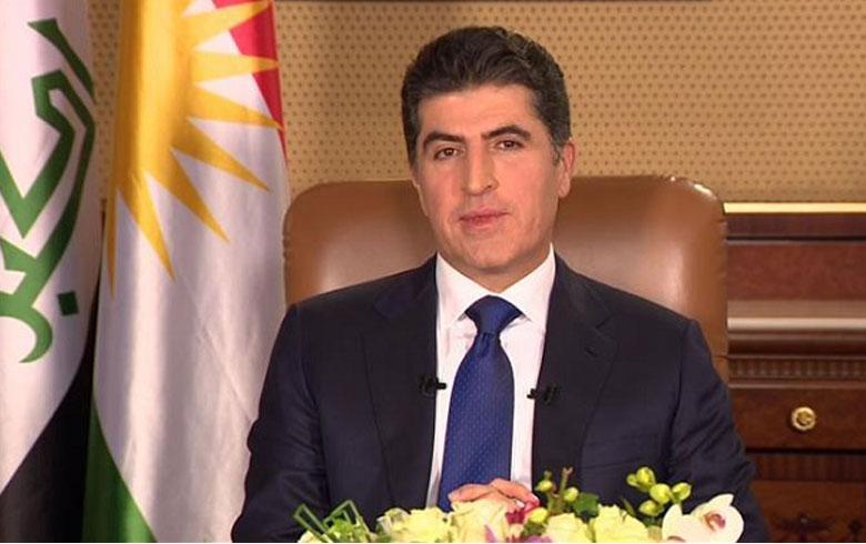 بيان صادر عن رئيس إقليم كوردستان