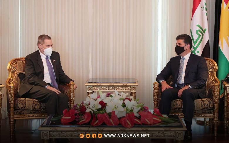 أمريكا تؤكد استمرار دعم التحالف الدولي في مواجهة الإرهاب وحفظ الأمن