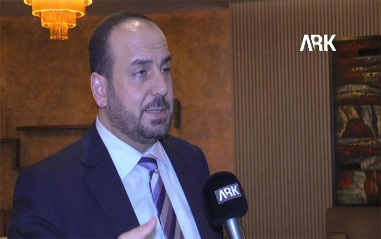 نصر الحريري يعلن عدم ترشحه لانتخابات الائتلاف السوري المقبلة