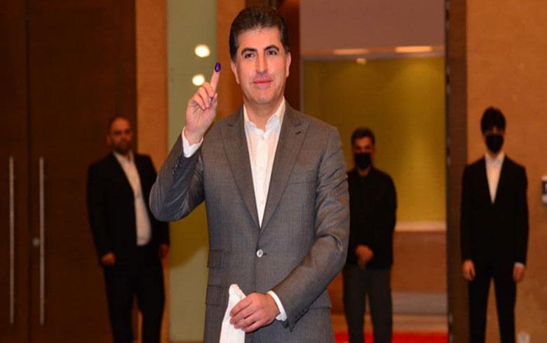 المجلس الوطني الكوردي يوجه برقية تهنئة لرئيس إقليم كوردستان نيجيرفان بارزاني