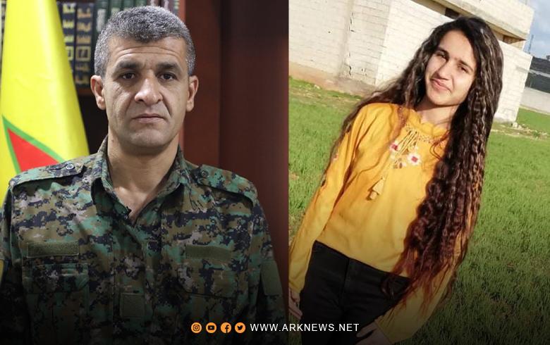 والدة المختطفة كولي إبراهيم تكذّب تصريحات المتحدث باسم YPG وتطالب بإعادة طفلتها