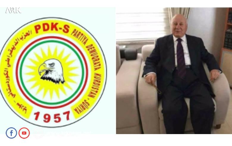 دائرة تنظيم ( تركيا – كوباني ) للـ PDK-S تعزي برحيل دوريش سعدو