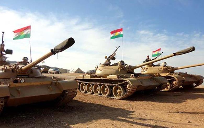 الولايات المتحدة تشكل جيش كوردستان سوريا