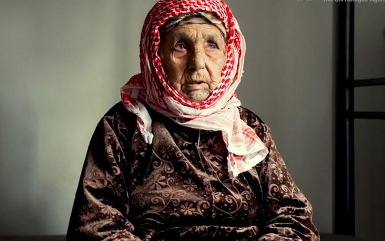 The death of the oldest perennial Kurdish woman refugee in Greece